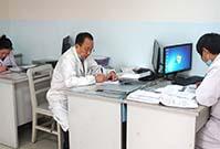 武汉天安中西医结合医院-医院环境
